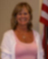 The headshot of Sara Davis.