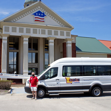 OATS Transit receives grant from Veterans United Foundation