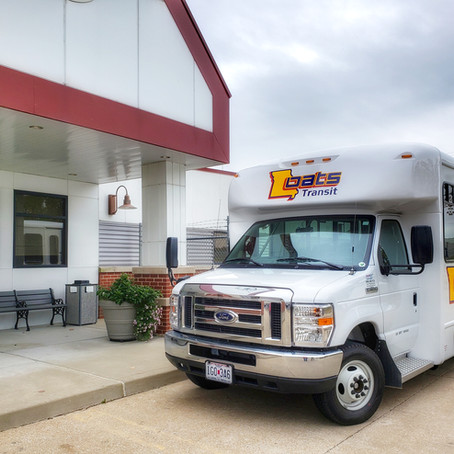 OATS Transit Celebrates 50 Years in Business