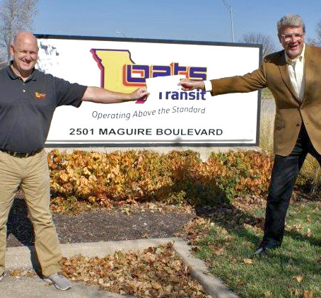 OATS Transit receives grant from Community Foundation of Central Missouri