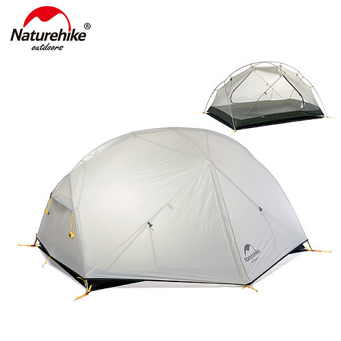 Naturehike 3 Season Mongar  2 Person Camping Tent