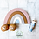 Thumbnail: Noah's Pastel Rainbow Stacker Set