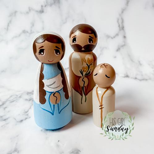 Holy Family Trio