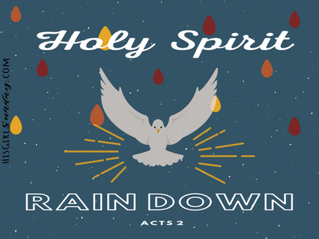 Come Holy Spirit to Our Hearts and Homes