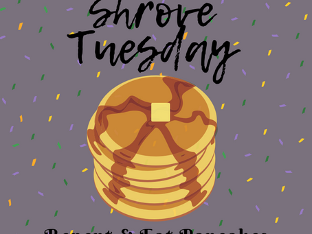 Tips, Resources, and Printables for Shrove Tuesday
