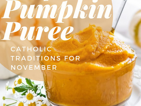 Perfect Pumpkin Puree