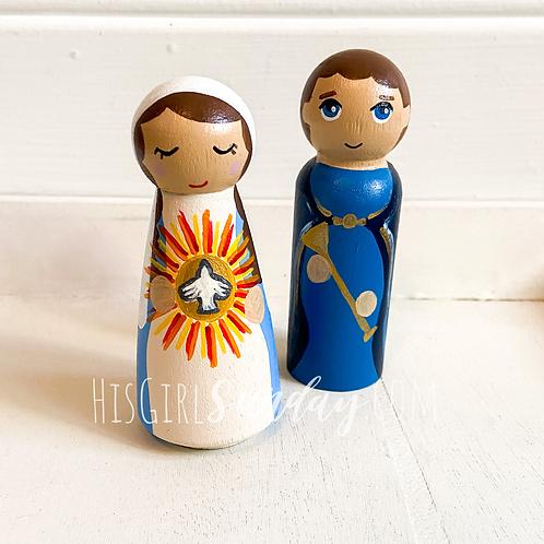 Annunciation Set