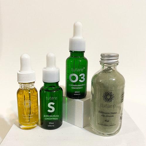 Kit Clean Pores - Poros Limpios