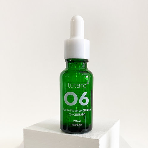 O6 Ácido gamma linolénico