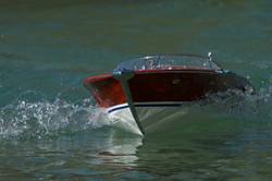Riva Aquarama in Fahrt