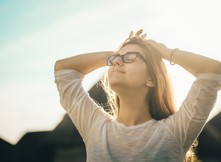 5 Top Tips for Anxiety