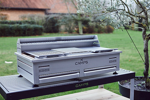 Barbecue à charbon 100 cm