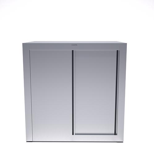 Module 2 portes coulissantes 90 cm