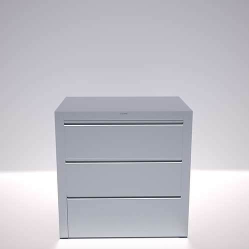 Module 3 tiroirs 90 cm