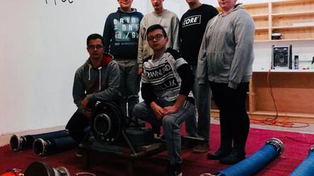 Zweite Wettkampfgruppe für 2018