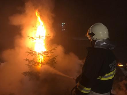 Brandübung Jänner 2019