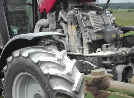 Traktorbrand (B2)