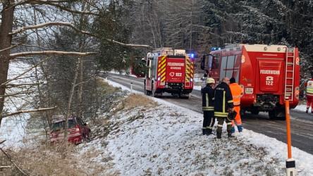 Verkehrsunfall 03. Dezember 2020