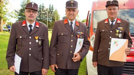 Abschnittsfeuerwehrtag Ullrichs