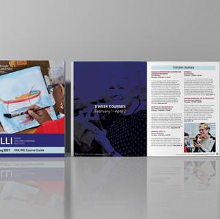 Spring 2021 Osher Lifelong Learning Institute Digital Brochure