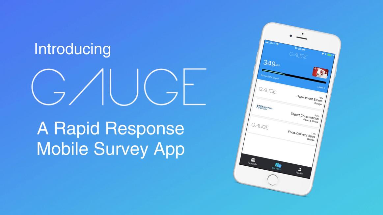 Gauge Mobile App Video
