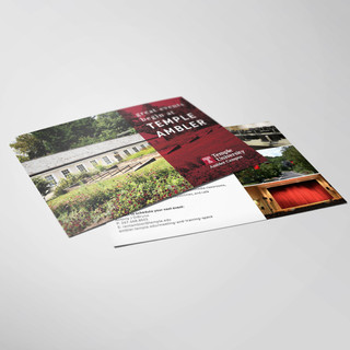 Ambler Rentals and Conference Services Post Card