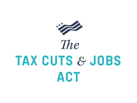 Summary of the Tax Cuts and Jobs Act of 2017