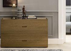 QUARANTACINQUE chest of drawers