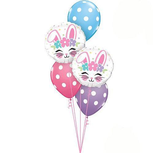 Bunny Face Bouquet