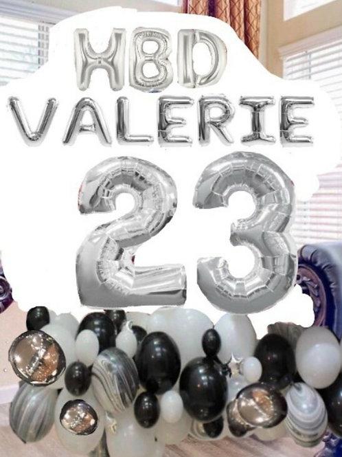 Valerie Special Order