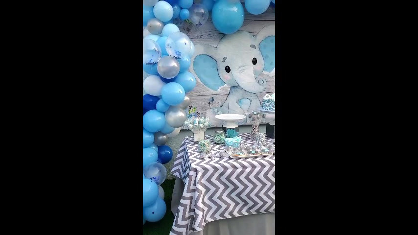 baby shower elepant.mp4