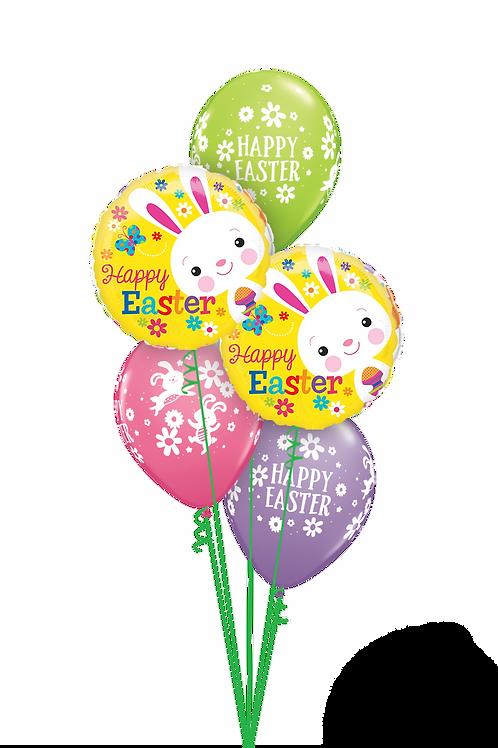Easter Bunnies & Daisies Bouquet