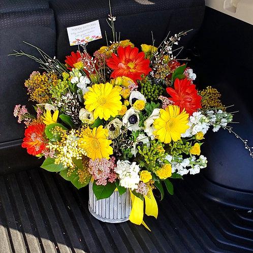 Garden Flower Arrangement