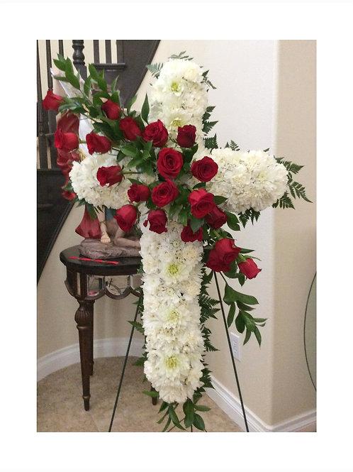 Funeral Arrangement Fresh Flowers