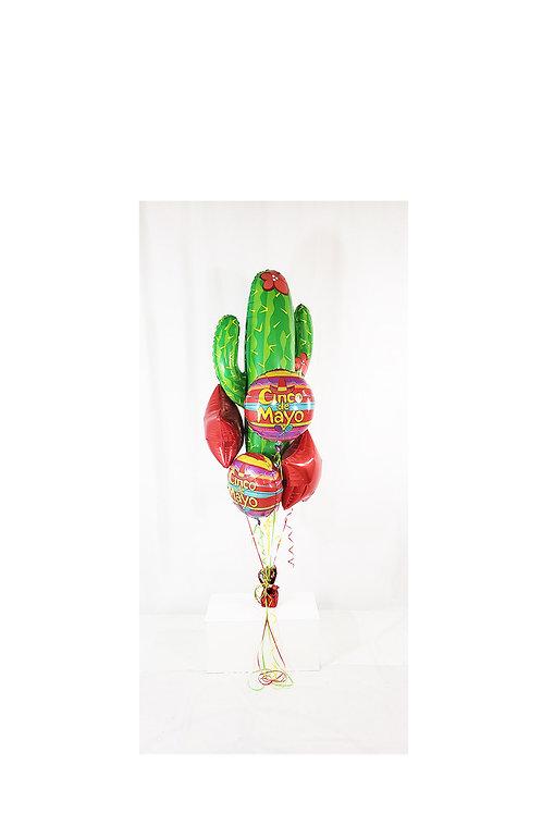 Cinco de Mayo Cactus Bouquet
