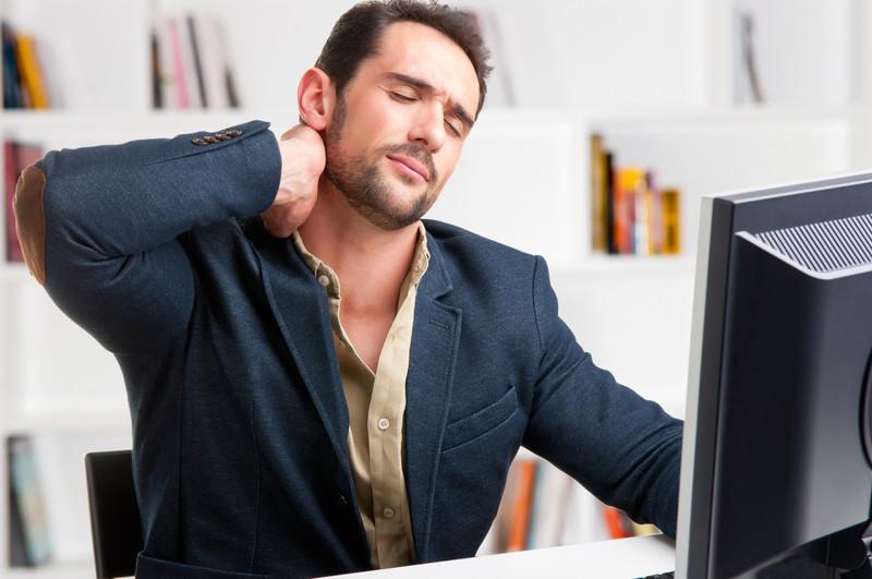 computer neck pain