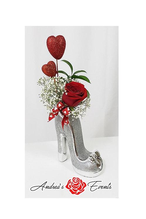 A Fresh Rose For Your Princess