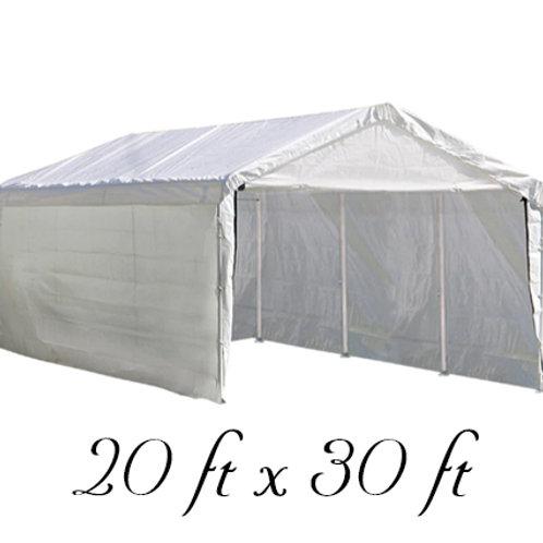 20x30 Tent Rental