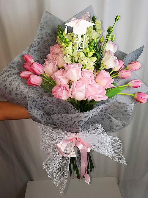 Any Occasion Fresh Flower Bouquet #1