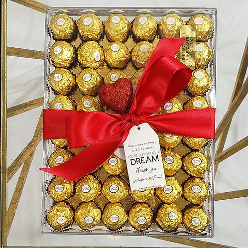40 Pieces of Ferrero Rocher Chocolates Box