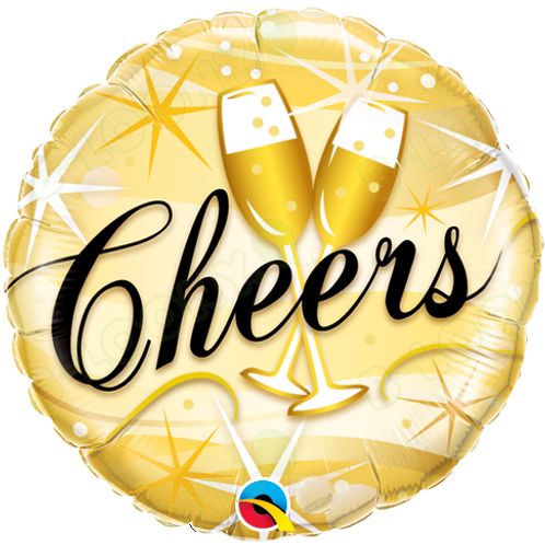 Cheers Celebration Balloon