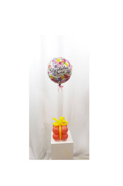 Gift Box Balloon Design
