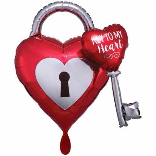 """32"""" Key to My Heart"""