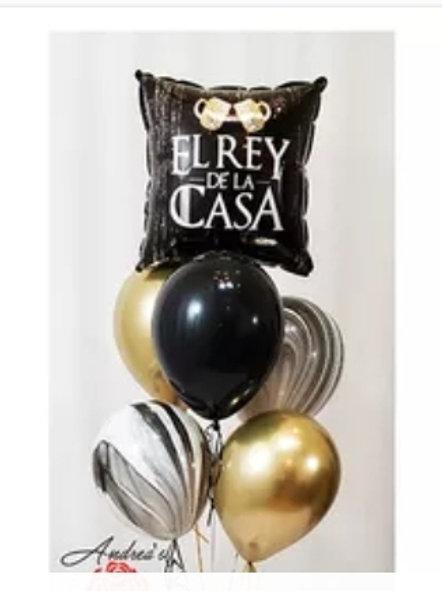 Custom Order balloon bouquet for Mireyah