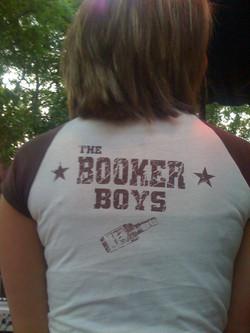 Booker Boys shirt