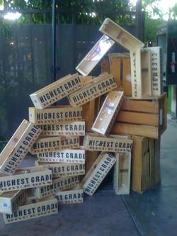 Booker Boys Box display