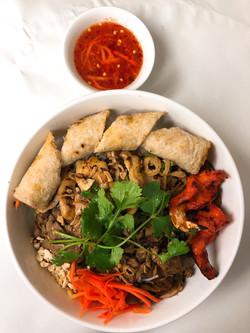 Combination Noodle Bowl