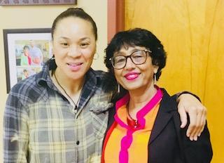 Coach Dawn Staley & Hima Dalal, OTR