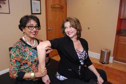 Opera Singer Kelly Hogan, Hima Dalal