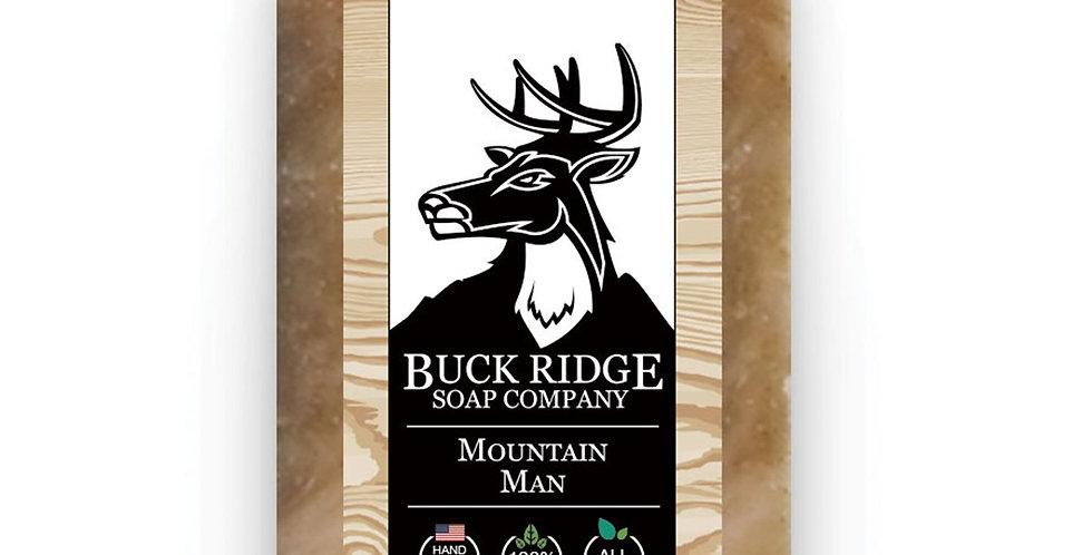 Mountain Man Men's Handmade Soap